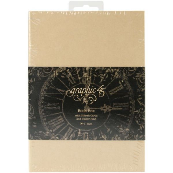 "Staples Tag Album Book Box 7.125""X5""X2.5"""