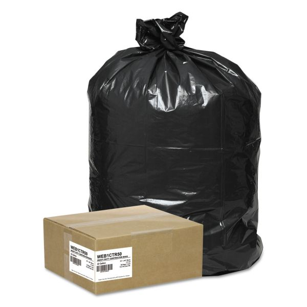 Handi-Bag Contractor 42 Gallon Trash Bags