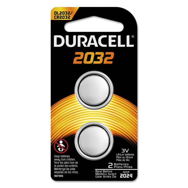 Duracell 2032 Lithium Medical Battery