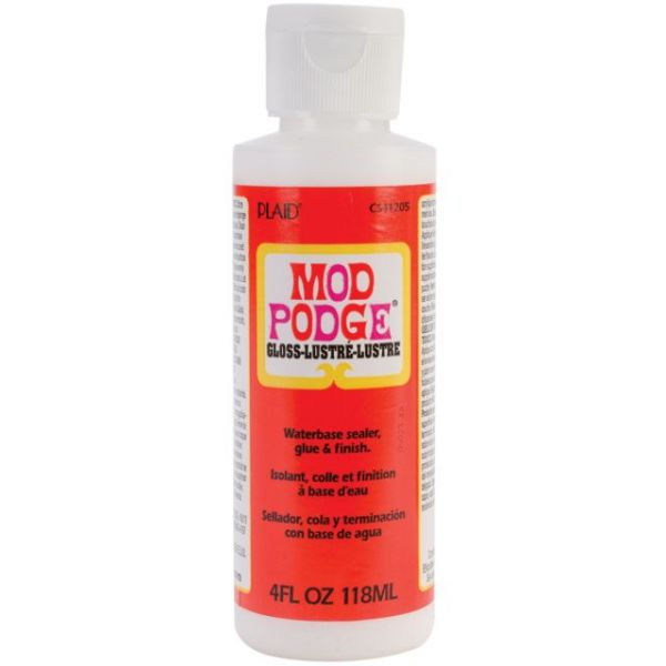 Mod Podge Gloss Finish