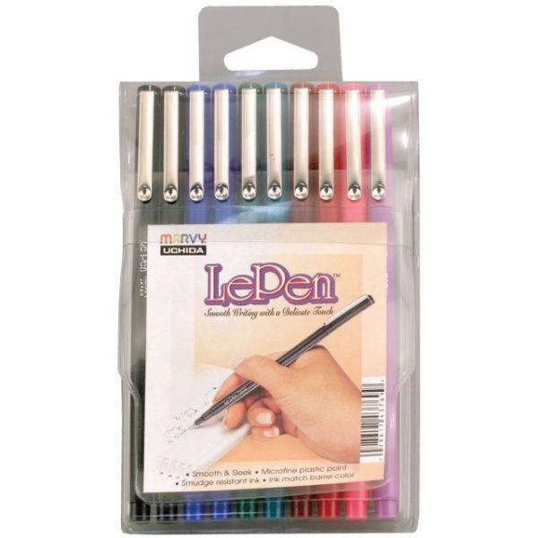 Le Pens .03mm Point 10/Pkg