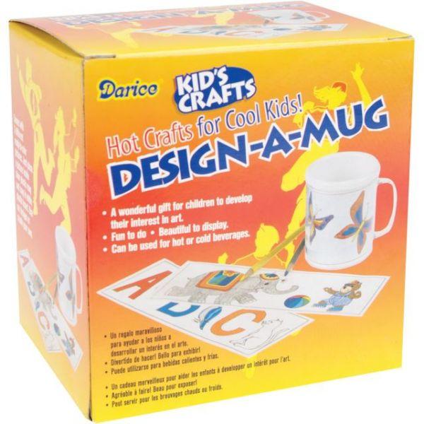 Darice Design-A-Mug