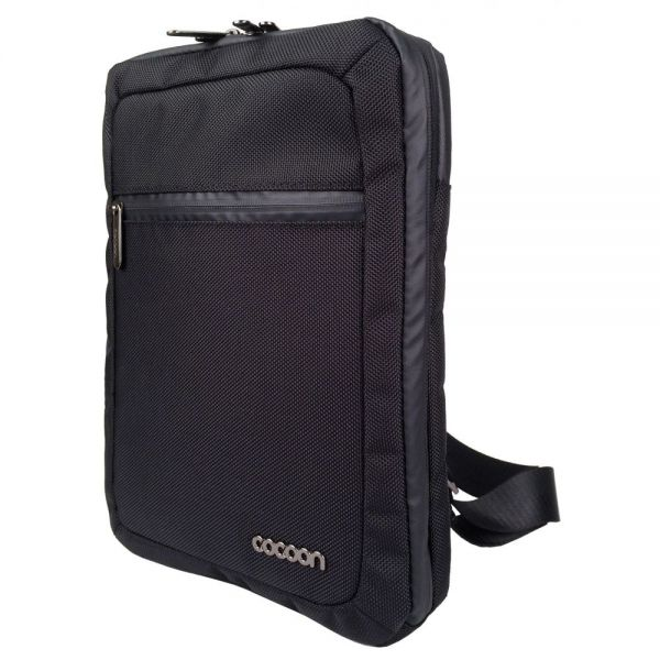 "Cocoon SLIM XS Carrying Case (Messenger) for 12.2"" Tablet - Black"