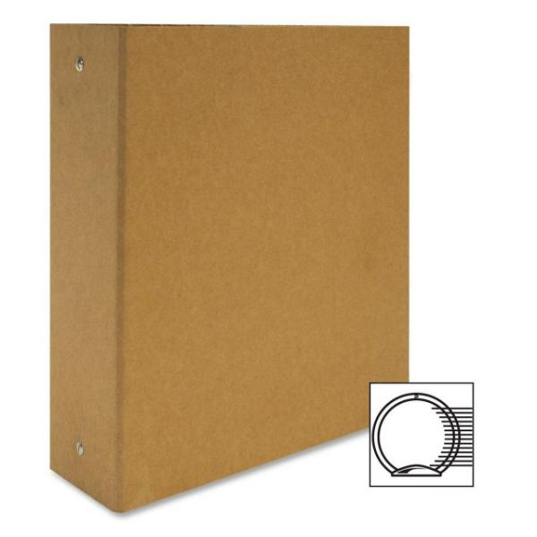 "Aurora Bare Essentials 100% Recycled 3"" 3-Ring Binder"