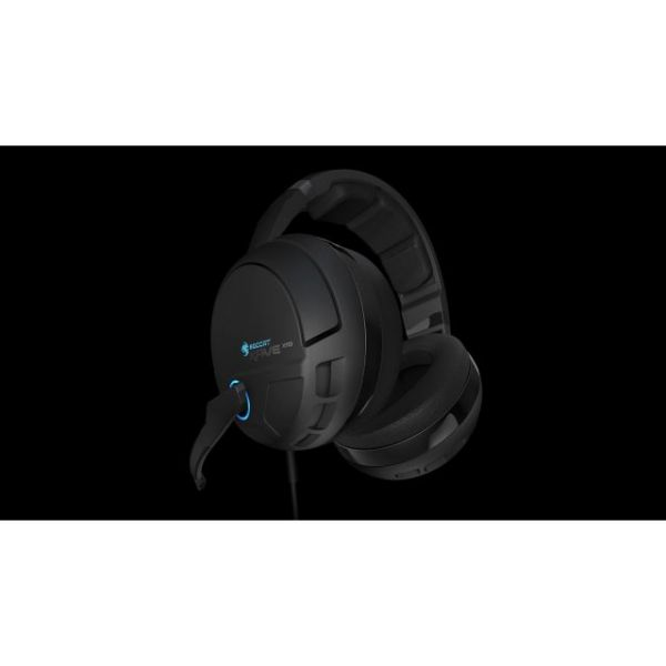Roccat Kave XTD 5.1 Digital - Premium 5.1 Surround Headset with USB Remote & Sound Card