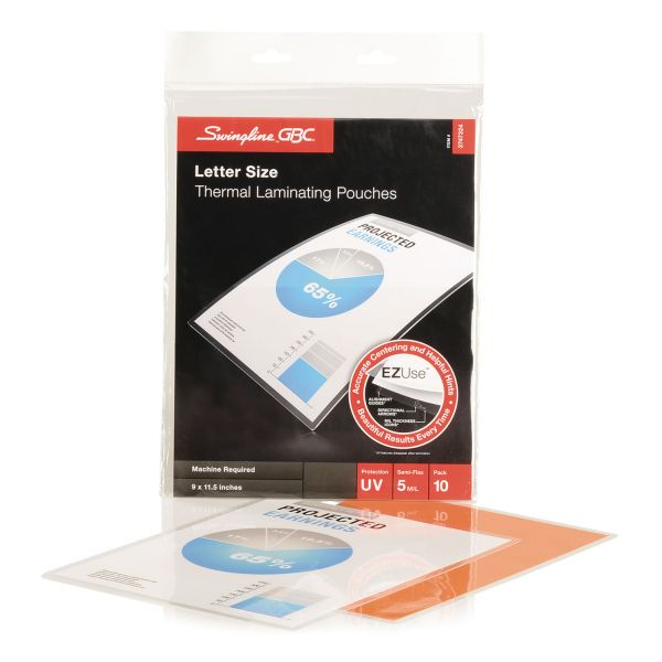 GBC Photo Laminating Pouches