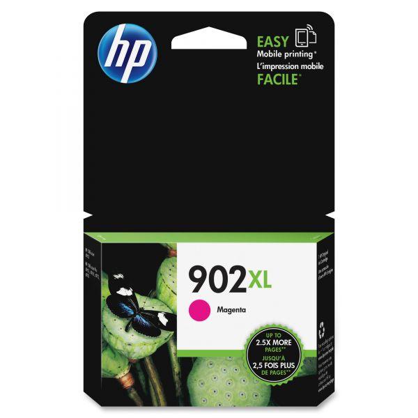 HP 902XL High-Yield Magenta Ink Cartridge (T6M06AN)