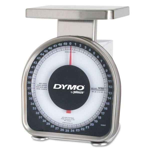 Pelouze DYMO 50 lb. Mechanical Shipping Scale