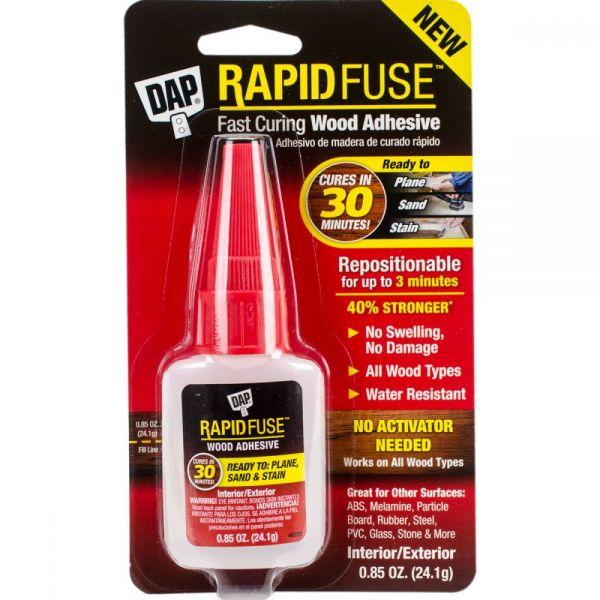 DAP Rapid Fuse Wood Glue