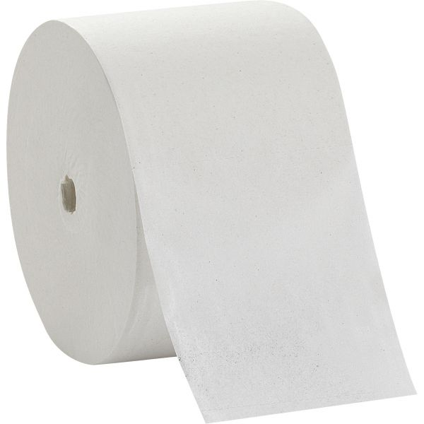 Compact Coreless Toilet Paper