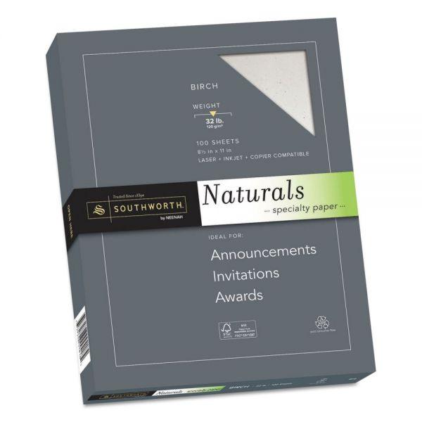 Southworth Naturals Specialty Paper