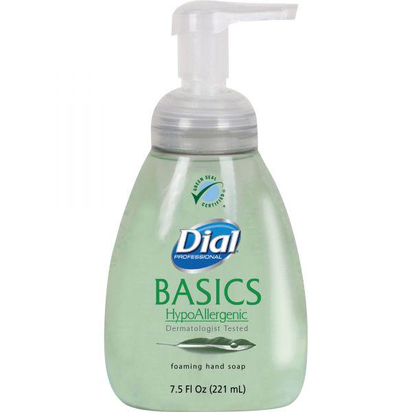 Dial Professional Basics Foaming Hand Soap