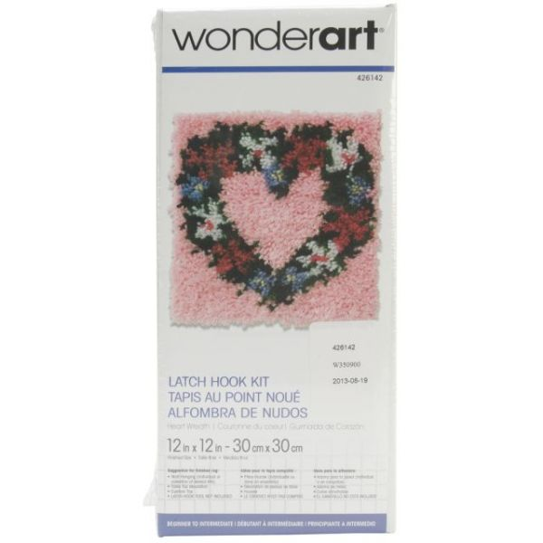 Wonderart Latch Hook Kit