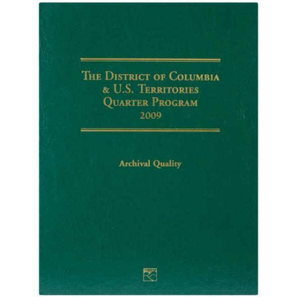 U.S. Territory & D.C. Quarter Folder