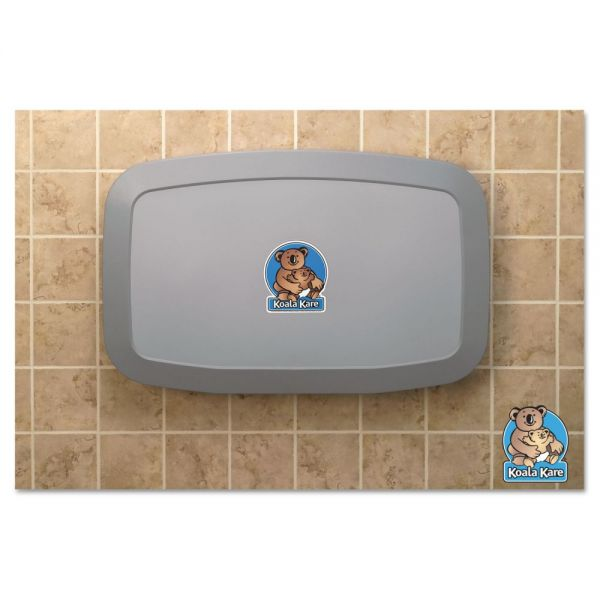 Koala Kare Horizontal Baby Changing Station