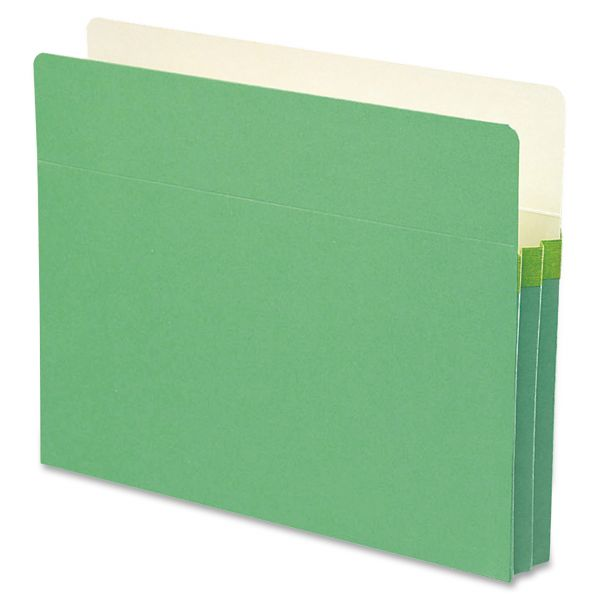 Smead TUFF Pocket File Pocket