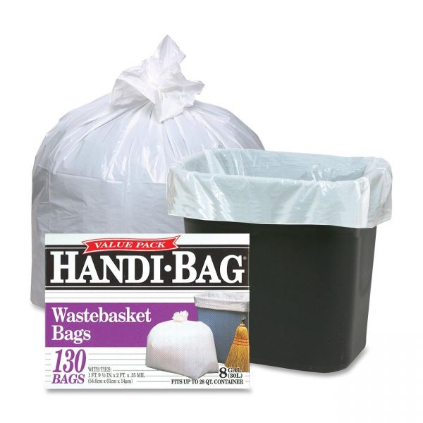 Handi-Bag 8 Gallon Trash Bags