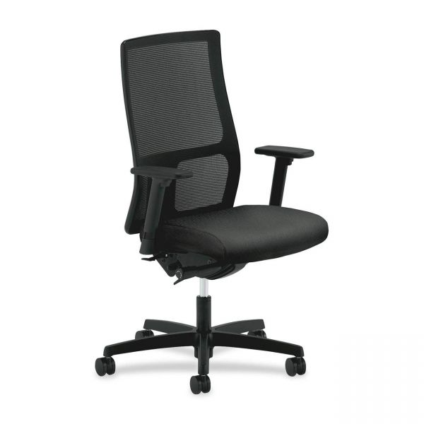 HON Ignition Series Mesh Mid-Back Office Chair