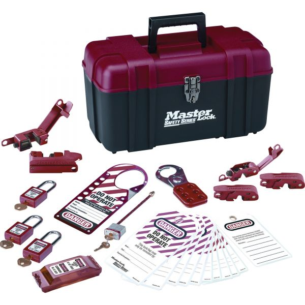 Master Lock Electrical Lockout Kit