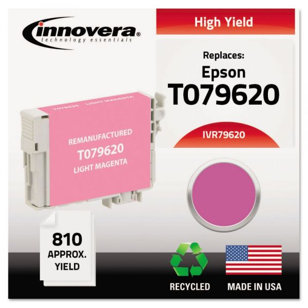 Innovera Remanufactured Epson T079620 High-Yield Ink Cartridge