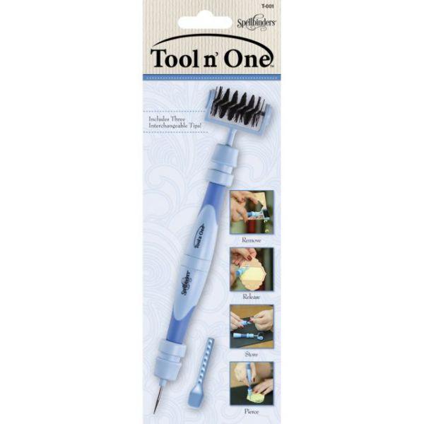 Spellbinders Tool 'n One