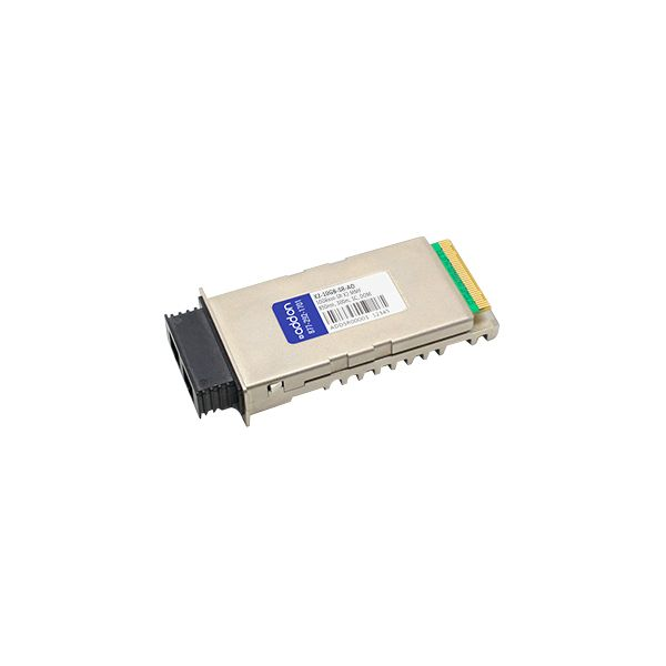 AddOn Cisco X2-10GB-SR Compatible TAA Compliant 10GBase-SR X2 Transceiver (MMF, 850nm, 300m, SC, DOM)