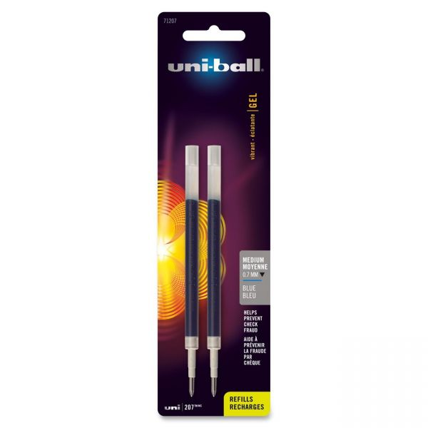 Uni-Ball Signo 207 Gel Pen Refills