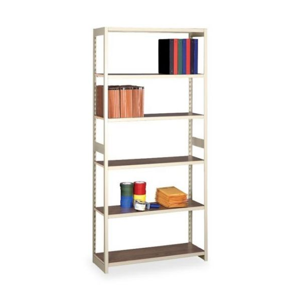 Tennsco Regal Shelving Starter Unit