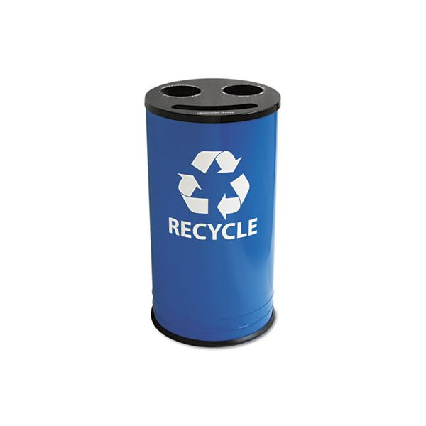 Ex-Cell Round Recycling Container