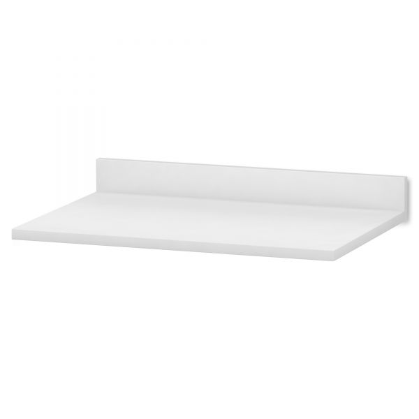HON Hospitality Cabinet Modular Countertop, 36w x 25d x 4-3/4h, Brilliant White