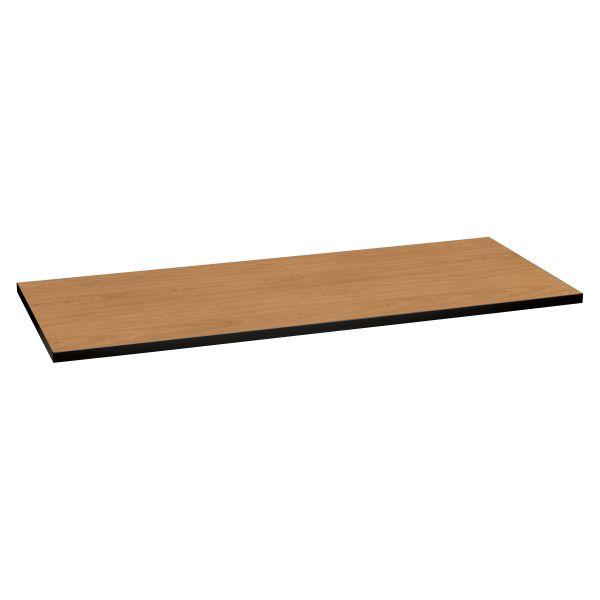 """HON Huddle Table Top   Flat Edge Profile   60""""W x 24""""D"""