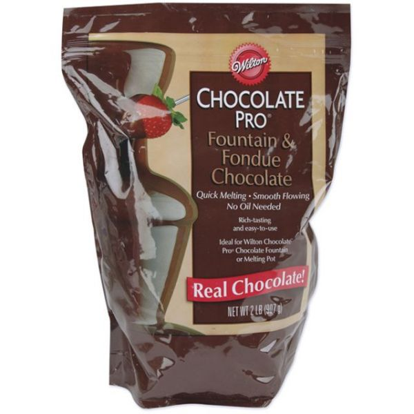 Chocolate Pro Fountain & Fondue Chocolate