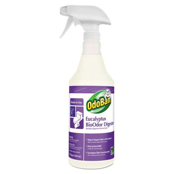 OdoBan Eucalyptus BioOdor Digester Spray
