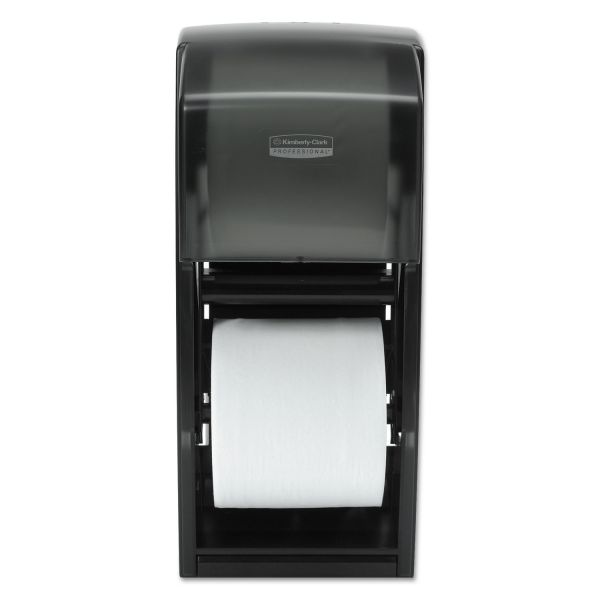 Kimberly-Clark Professional Coreless Double Roll Toilet Paper Dispenser