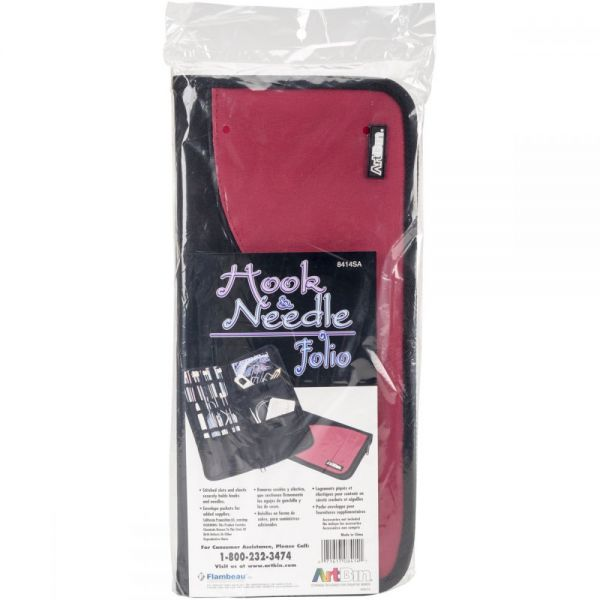 "Artbin Hook & Needle Case 15""x14"""