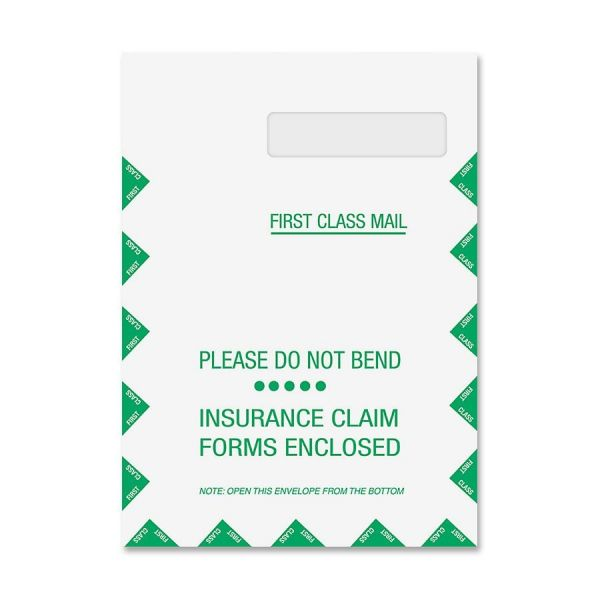 "TOPS 9"" x 12 1/2"" Catalog Claim Envelopes"