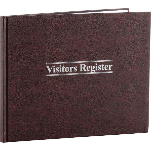 Wilson Jones Visitor's Register Book