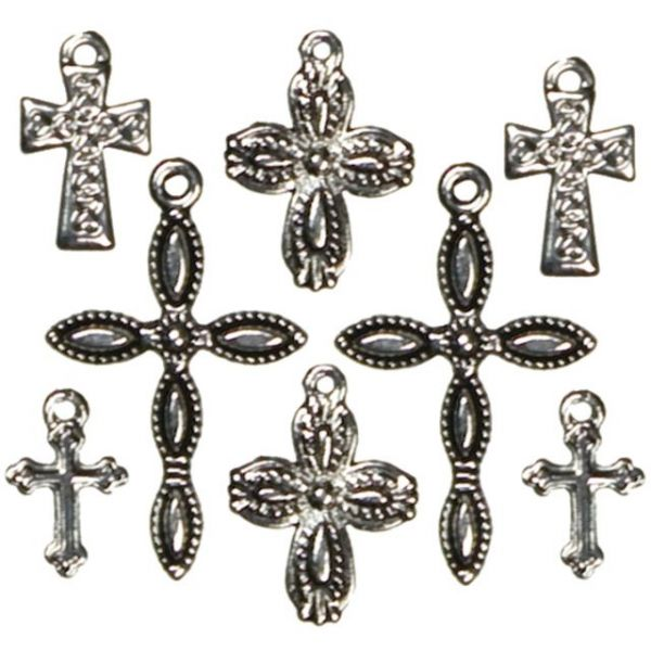 Jewelry Basics Metal Charms