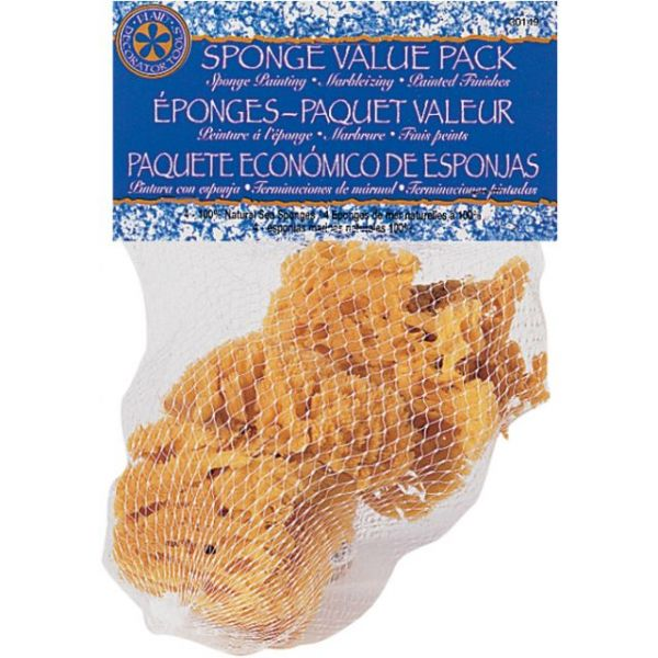 Sponge Value Pack 4/Pkg