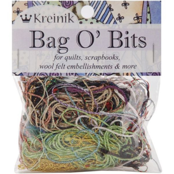 Bag O' Bits Metallic Thread 11g