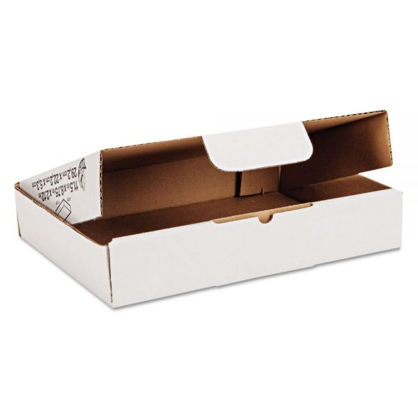 Duck Brand Locking Literature Mailing Boxes