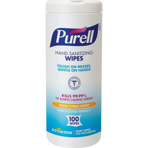 PURELL Premoistened Hand Sanitizing Wipes