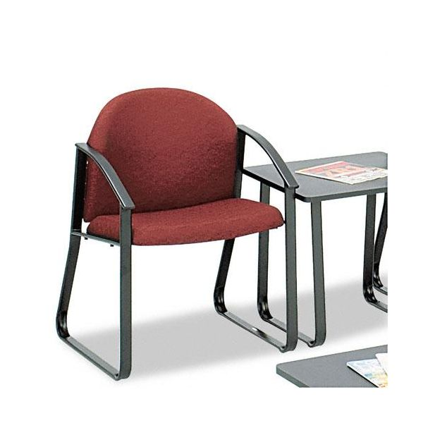 Safco Forge Collection Single Chair with Arms