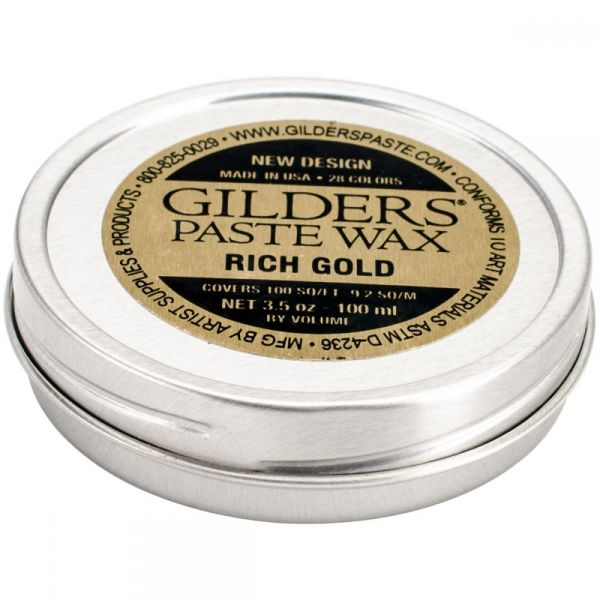 Baroque Art Gilders Paste 1 oz