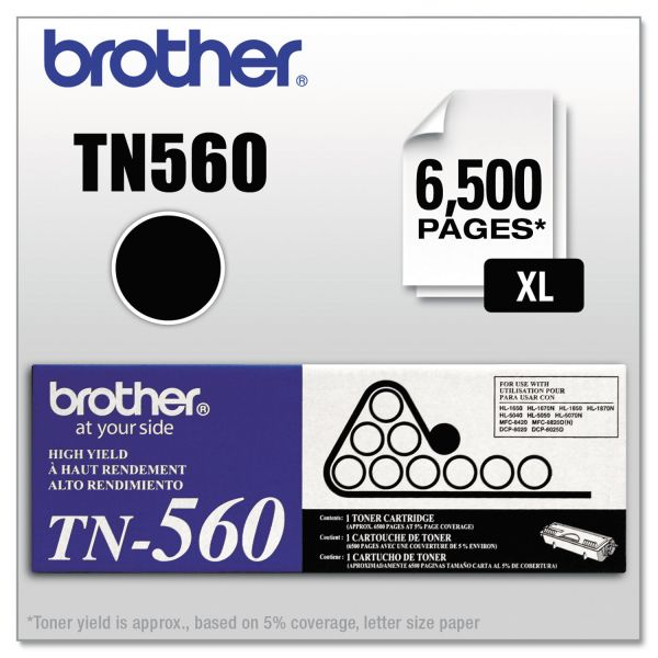 Brother TN-560 Toner Cartridge