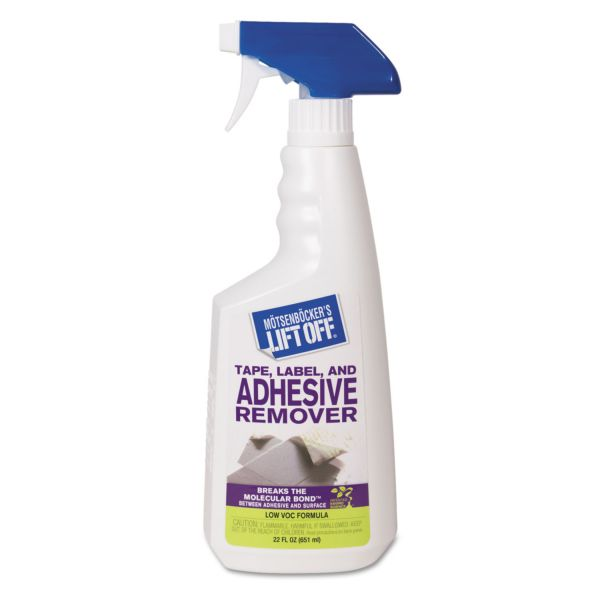Motsenbocker's Lift-Off No. 2 Stain Remover