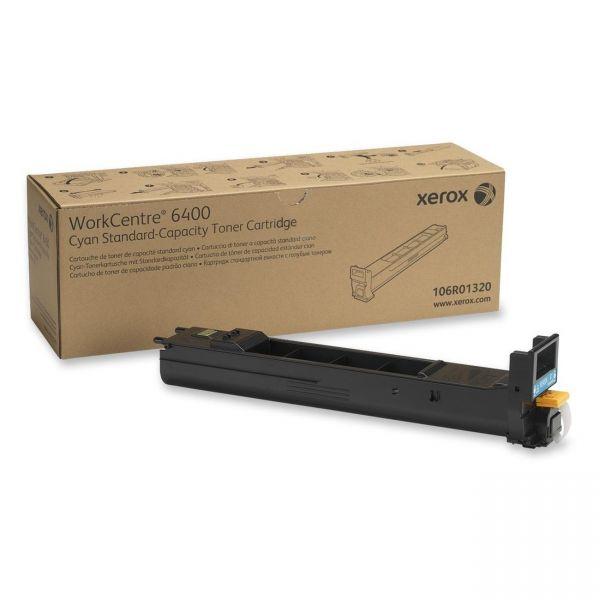 Xerox 106R01320 Cyan Toner Cartridge