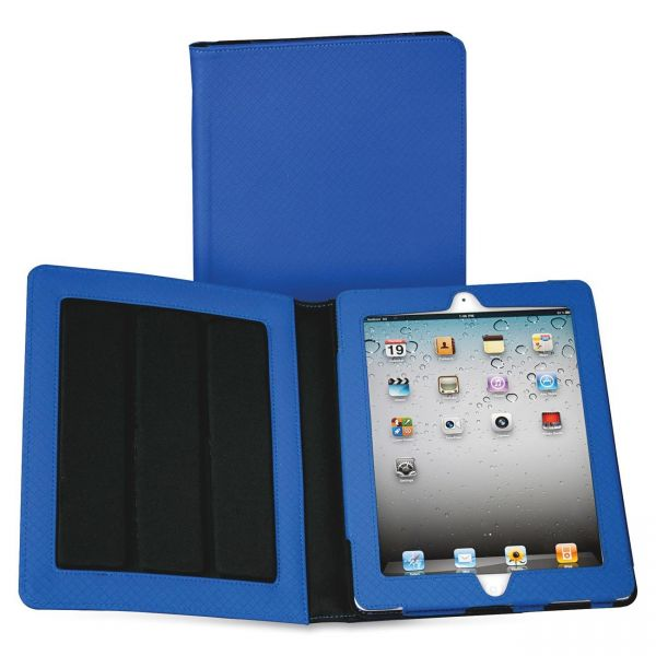 Samsill Fashion Carrying Case for iPad Air - Blue