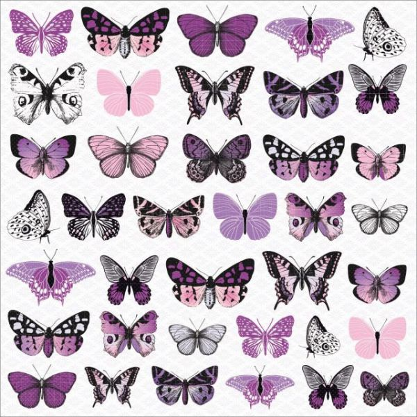 "Violet Crush Cardstock Stickers 12""X12"""