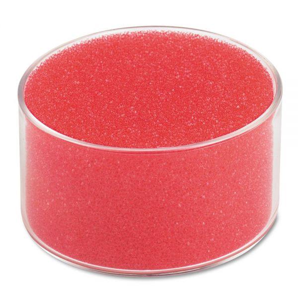 Universal Sponge Cup Moistener, 3 in Diameter